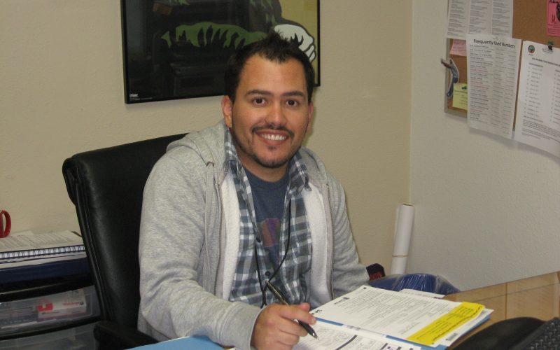 smael Morales, director of health services at the Center Long Beach, which serves the gay, lesbian, bisexual and transgender community. For now, the Center has survived state cuts to HIV and AIDS prevention and testing funding after receiving a three-year, $300,000 grant in 2009.