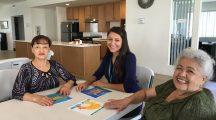 In Los Angeles' Senior Communities, Promatoras Offer Health Guidance In Spanish