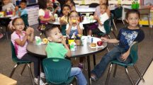 For Students Who Don't Eat Breakfast at Home, California Takes a New Approach